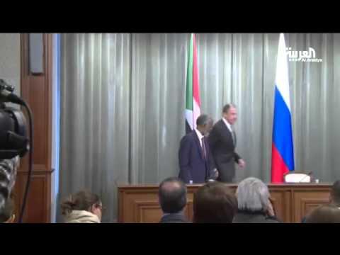 لافروف يهاجم الموقف الغربي من أوكرانيا