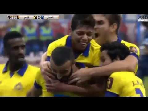 شاهد أهداف مباراة النصر والهلال  20