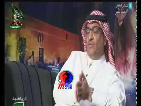 شاهد الجعيلان يؤكد استمرار عبدالغني في النصر
