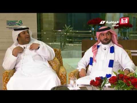 عامر عبداللهيؤكد أن محمد البريك رسالة لكل لاعب سعودي