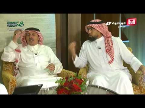 علي الزهراني يؤكد أن الهلال رد جزءًا من الدين للأهلي