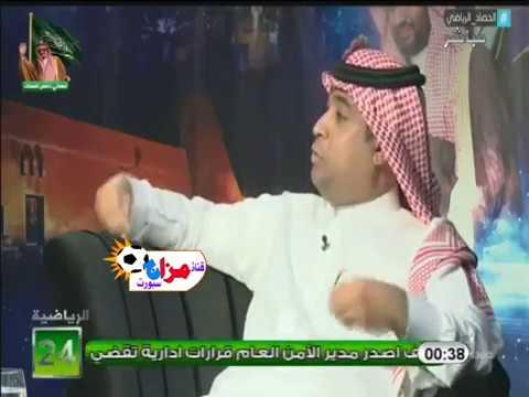 سالم الأحمدي يجلد إدارة المرزوقي والجهاز الفني