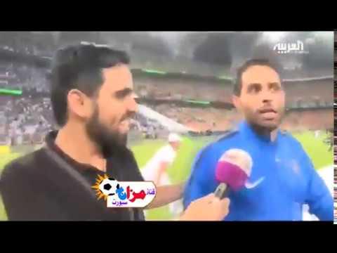 شاهد فرحة ورقص لاعبي الهلال بعد تحقيق كأس الملك