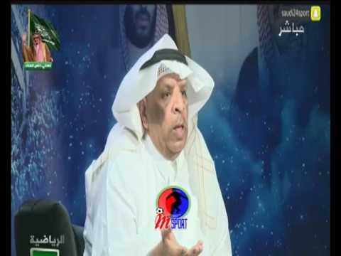 قاضي يتعجَّب من استلام ياسر القحطاني للكأس