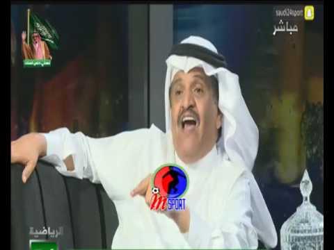 جدل مع خالد قاضي عن أسباب خسارة الأهلي للكأس