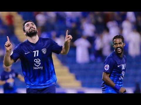 شاهد أهداف مباراة الهلال السعودي واستقلال خوزستان