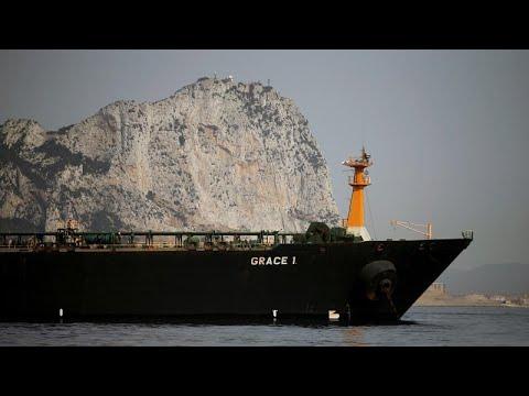 إفراج منتظر عن سفينة النفط الإيرانية المحتجزة في جبل طارق