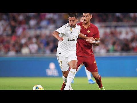شاهد استبعاد هازارد من المباراة الافتتاحية لموسم ريال مدريد