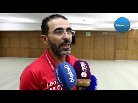 شاهد مساعد مدرب حسنية أغادير يُؤكّد أنّ الأهم تحقيق الانتصار