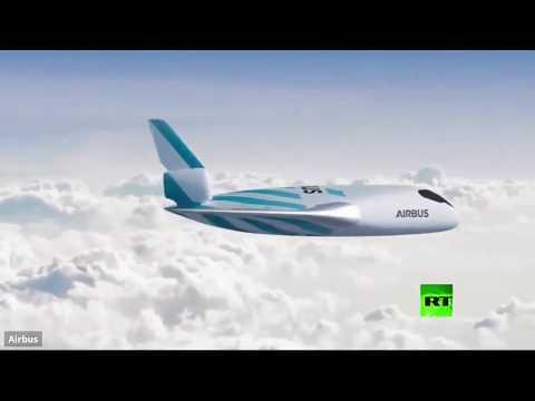 آيرباص تستعرض طائرة المستقبل