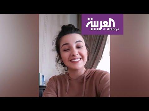 شاهد بالحجر الصحي أول أغنية عربية عن الحب في زمن كورونا