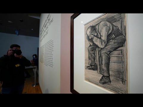 رسم لفينسنت فان خوخ عمره 139 سنة يرى النور للمرة الأولى