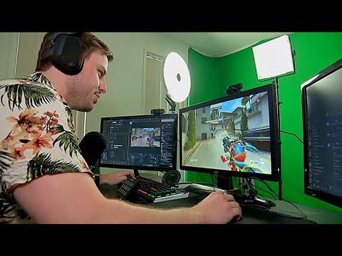 سوق ألعاب الفيديو تتخطى 250 مليار يورو على المستوى العالمي