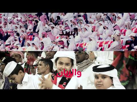 الانتهاء من فرش الأرضية العشبية لملعب نهائي كأس العالم قطر 2022