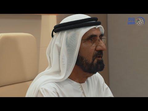 نائب رئيس الإمارات الشيخ محمد بن راشد يهنئ أبطال القراءة العرب