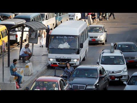 ارتفاع أسعار المحروقات مع رفع الدعم قد يشل حركة قطاع المواصلات في لبنان