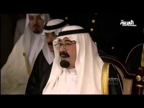الملك عبدالله يفتتح المدينة الرِّياضيَّة في جدة