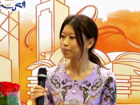 معرض هونغ كونغ للترفيه  مؤتمر صحفي
