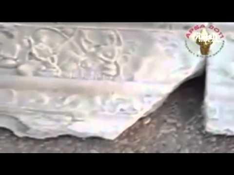 بيع آثار يتم التنقيب عنها في دير الزور